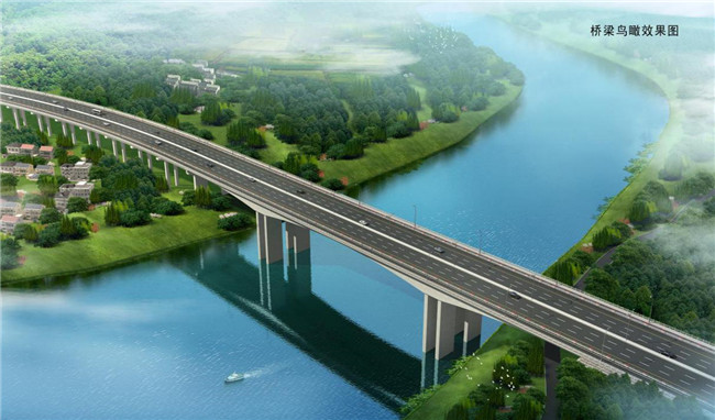站前二路延伸段(景北大道-金岭大道段)道路工程项目