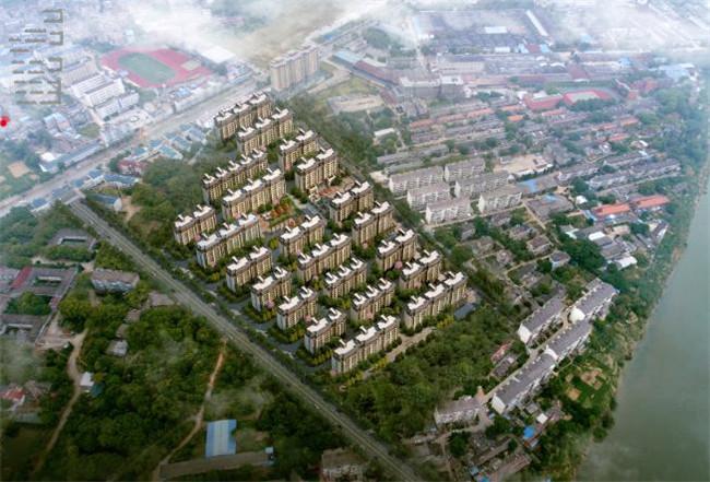 景德镇昌江区棚户区改造八五九安置房(一期)项目