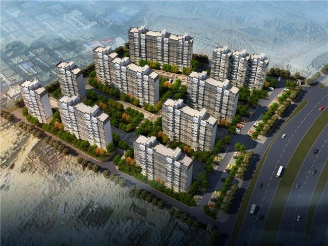 昌江区石岭小区城市棚户区改造项目