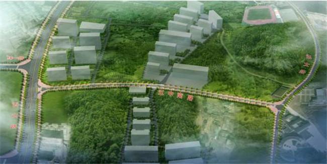 赣铁置业新建道路及新区道路改造、山体修复工程