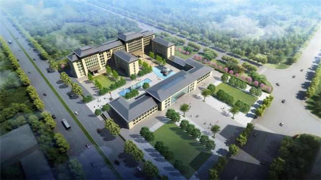 景德镇市昌南发展中心项目