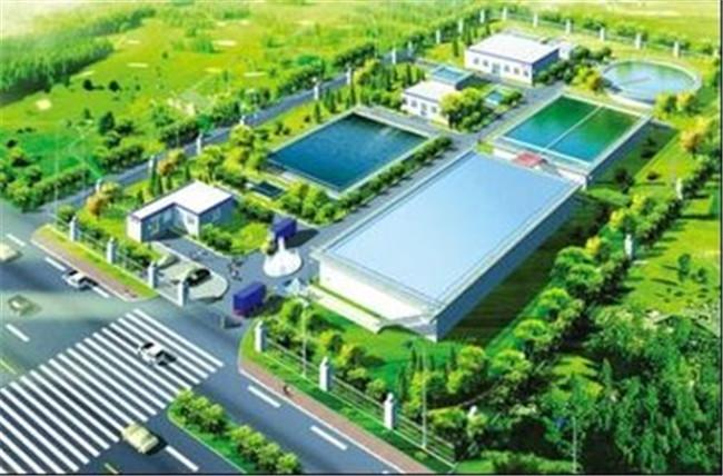 西瓜洲污水处理厂扩容提标改造工程