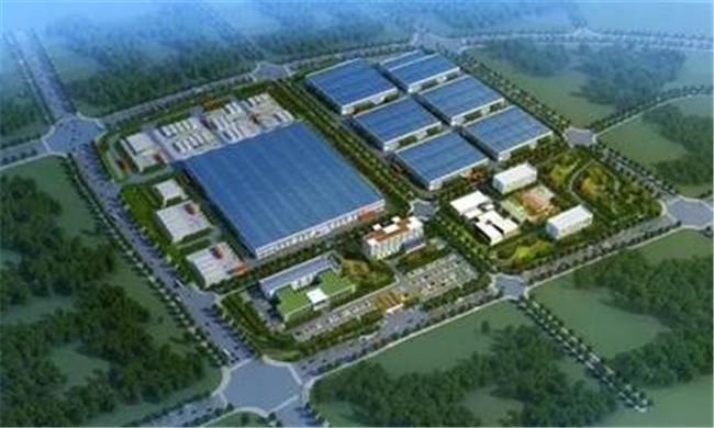 城投集团钢结构装配式建筑绿色基地建筑科技园