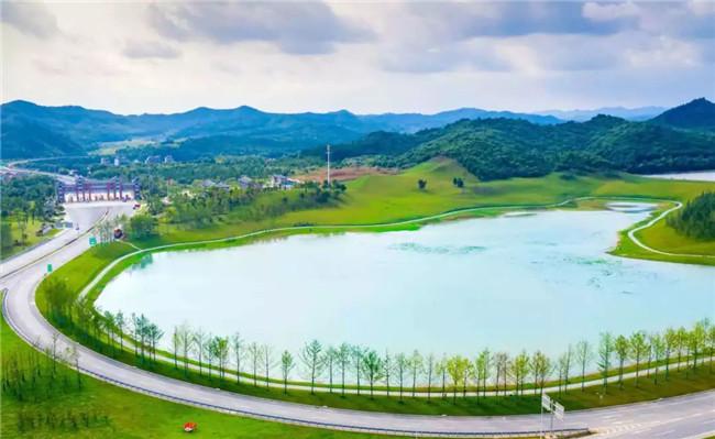 景南片区景观生态综合提升改造工程(二期)景南湖
