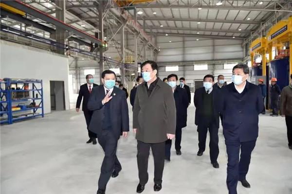 刘奇书记新年第一次调研来了景德镇,要求这样开好局起好步