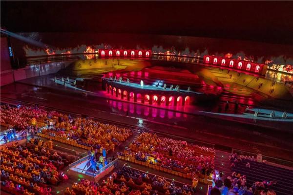 月光所照,皆为家国——景德镇大型实景演出《china》国庆假期受到观众热捧